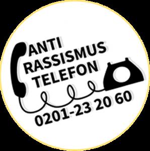 Antirassismustelefon-Essen-Logo 0201 232060